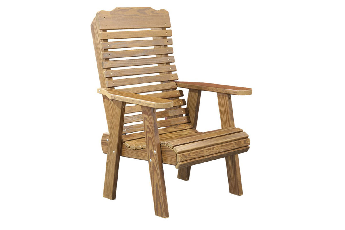 How to make a simple wooden chair - Hercules Chair